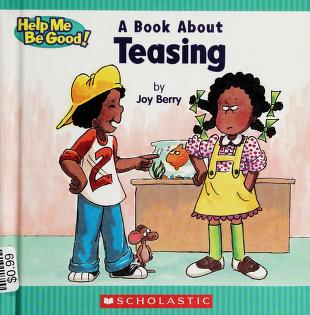 Cover of: A Book about Teasing |