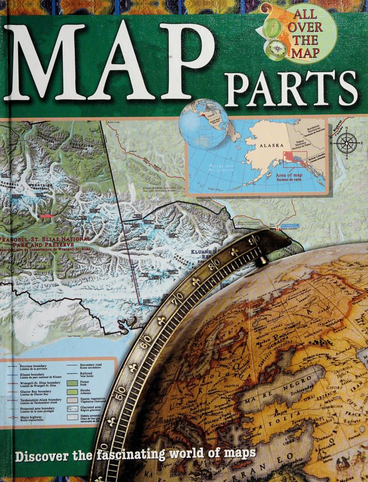 Map parts by Katie Torpie