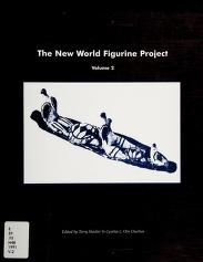 Cover of: New World Figurine Project, Volume 1 (New World Figurine Project) | Terry Stocker
