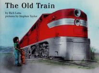 Cover of: The Old Train | Richard Latta