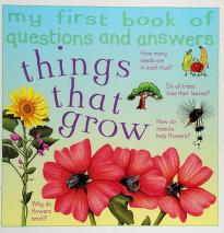 Cover of: Things that grow | Sue Nicholson